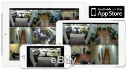 16 Channel DVR CCTV Recorder HDCVI AHD TVI CVBS IP 5 in 1 Tri-Brid Penta-brid 10