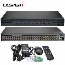 32 Channel 5MP Smart CCTV DVR Ultra HD 1920P VGA HDMI BNC Surveillance Recorder