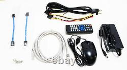 32 Channel Penta-brid XVR 4MP DVR Recorder CCTV OEM Dahua with 4TB SATA Hard Drive