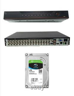 32 Channel XVR 2MB 1080 IP DVR CVI TVI AHD Recorder CCTV 4TB OEM Dahua
