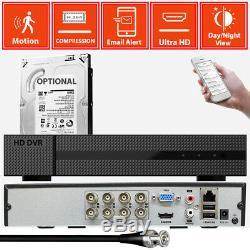 4/8/16CH 1080P AHD TVI CCTV DVR HDMI H. 264 Cloud Network Digital Video Recorder