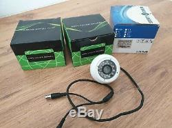 4 Channel CCTV DVR Network Video Recorder Camera D1 H264 1TB