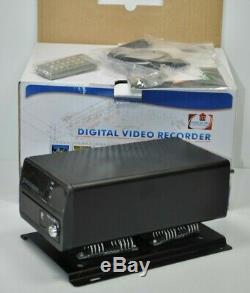 4 Channel CCTV Vehicle Car Video Recorder MJPEG DVR Mobile Support 2.5 Sata HDD