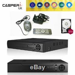 5mp Dvr 4ch 8ch 16ch Turbo Cctv 1080p Full Hd Channel Ahd Tvi CVI Recorder