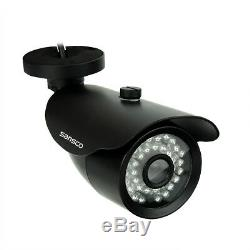 8CH Full 1080P DVR Record CCTV Security System Kit+ 4x2MP HD Home Outdoor Camera