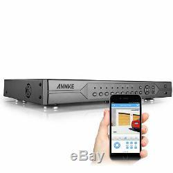 ANNKE 32CH 5IN1 H. 264 Security 1080N AHD DVR CCTV Digital Video Recorder Remote