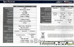 Alien max dvr 16 channel CCTV security recorder