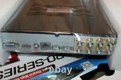 Brand New Swann DVR-3000 8 Channel 1TB HDD CCTV Digital Video Recorder #Ref79