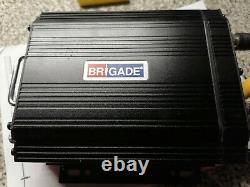 Brigade Truck Lorry DVS compliant CCTV recorder Mobile DVR 500GB Heavy Duty