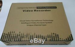 CASPERi 8 Channel 1080N CCTV 5in1 DVR Digital Video Recorder With Optional HDD