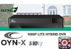Cctv System Kit Oyn-x Kestrel 2mp 1080p Hd Dome Cameras Dvr Recorder Home Secure