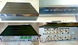 Concept Pro 16 Channel AHD DVR Digital Video CCTV Recorder 6TB BNC VXHAHD-16