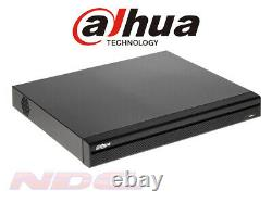 Dahua 16 Channel PoE 12MP/4K/2HD Network Video Recorder DVR NVR5216-16P-4KS2E