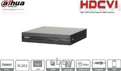 Dahua 6MP 16 Channel CCTV Video Recorder DVR 5in1 HDTVI/AHD/CVI/CVBS/IP 6TB Sys