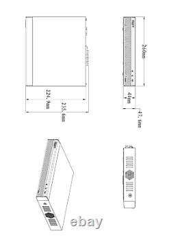 Dahua XVR DVR 8 Channel Digital Video Recorder HDCVI/AHD/TVI/CVBS Auto Detect
