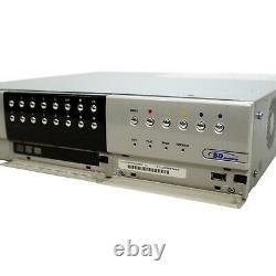 Dedicated Micros SD Advanced 32-channel NVR DVR recorder 12TB