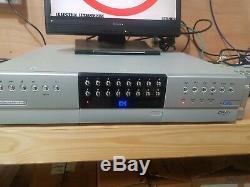 Dedicated Micros Uk Digital Sprite 2 Recorder 16 Channel Dvr 2 Tb Hdr Cctv