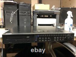 Digital Video Recorder American Dynamics ADEDVR016064 CCTV 16 CHNL DVR