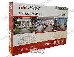 Hikvision 2MP 16CH DVR DS-7216HGHI-K1 Plus 2CH IP Record 1080p (No HDD)