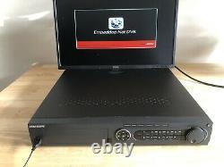 Hikvision CCTV DVR Recorder 16 Channel 4K Turbo HD- 2TB HD (DS-7316HQHI-F4/N)