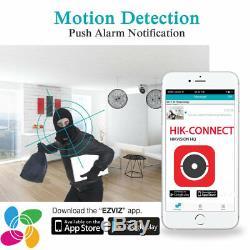 Hikvision Cctv Dvr Ds-7204huhi-k1, Ds-8huhi-k1 Ds-16huhi-k2 Ultra Hd 4k Upto 8mp