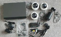 Hikvision DS-2740 DVR CCTV recorder with 4 Cameras