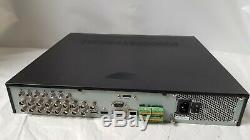 Hikvision DS-7316HGHI-SH 16 Channel Turbo HD Hybrid CCTV NVR DVR Recorder