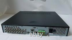 Hikvision DS-7316HQHI-F4 16 Channel 4K Turbo HD Tribrid Hybrid CCTV DVR Record