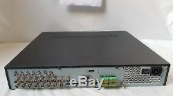 Hikvision DS-7316HQHI-K4 16 Channel 4K Turbo HD Hybrid CCTV NVR DVR Recorder