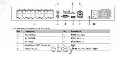 Hikvision DS-7608NI-I2/8P 8 Channel DVR NVR Recorder POE
