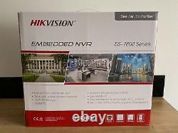 Hikvision DS-7608NI-K2/8P CCTV NVR recorder 4K HD 8 ch Channel POE