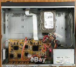 Hikvision Ds-7316hghi-sh Turbo Hd 16 Channel Hybrid Dvr 4tb Cctv Camera Recorder