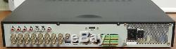 Hikvision Ds-7316hqhi-f4 / N Turbo Hd 16 Channel Hybrid Dvr 6tb Cctv Recorder