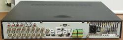 Hikvision Ds-7316hqhi-sh Turbo Hd 16 Channel Hybrid Dvr 4tb Cctv Camera Recorder