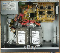Hikvision Ds-7316hqhi-sh Turbo Hd 16 Channel Hybrid Dvr 5tb Cctv Camera Recorder