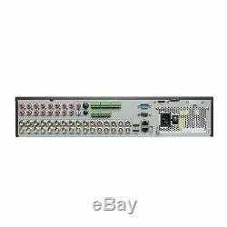 Hikvision Ds-7332hqhi-k4 32 Channel Turbo Hybrid Cctv Dvr Recorder Tvi, Cvi, Ahd