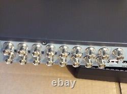 Hikvision Ds-7616hi-st/a Hybrid 2-bay Dvr Digital Video Recorder 16 Channel