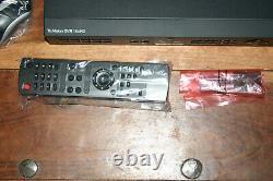 Interlogix TruVision DVR 15cHD 4-Ch HD/IP Hybrid Vid Recorder 2TB TVR-1504CHD-2T