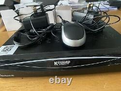 KGuard Security System 1TB Hybrid Digital Video Recorder