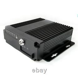 Mobile Digital Video Recorder For In Car CCTV Security Systems 4 Channels