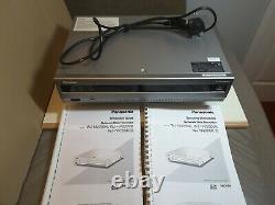 Panasonic WJ-NV200 K/G Network Disc Recorder CCTV NVR 4 TB (2x2 TB) HD