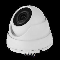 Prolux CCTV System1080P DVR Recorder 2MP Prolux Outdoor Security Camera CCTV Kit