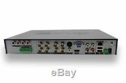 Qvis / OYN-X 4 In 1 HD NVR Digital CCTV HD Recorder 4/8/16 Channel DVR