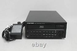 SAMSUNG SRD-476D Real Time 4 Channel 1280H CCTV DVR DVD Digital Video Recorder