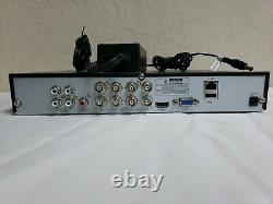 Samsung SDR-B74301N Home Security DVR 1TB 8 Channel Wired Digital Video Recorder