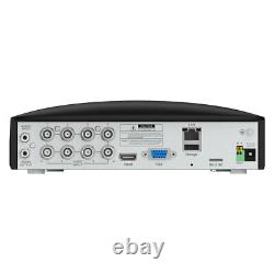 Swann 8 Channel 1TB DVR Recorder with 4 x 1080p Full HD Enforcer Cameras CCTV UK