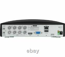 Swann CCTV DVR Security Video Recorder 1TB HDD 1080p Hdmi 8 Channel Surveillance