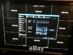 Swann CCTV SWDVR-94200H 9 Channel DVR 1TB CCTV Recorder
