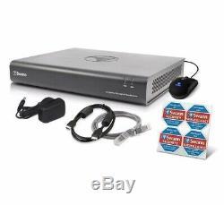 Swann DVR16-4400 16 Channel 720p HD Digital Video Recorder CCTV DVR 1TB HDD HDMI