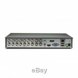 Swann DVR16 4400 Smart CCTV DVR 1 TB 16 Channel Video Recorder HD 720P VGA HDMI